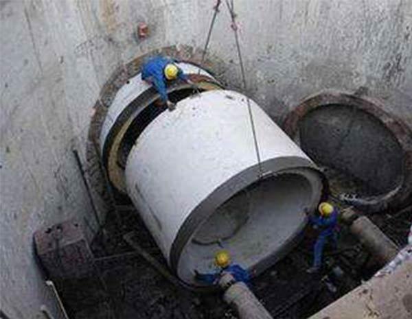 水泥管顶管施工方案