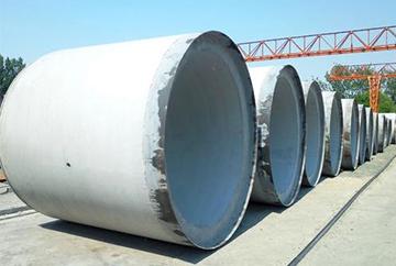 钢筋混泥土排水管厂家