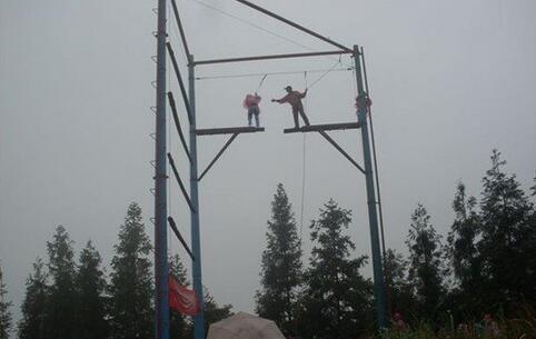 涪陵雨台山拓展訓練基地