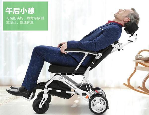 斯维驰SW007电动轮椅