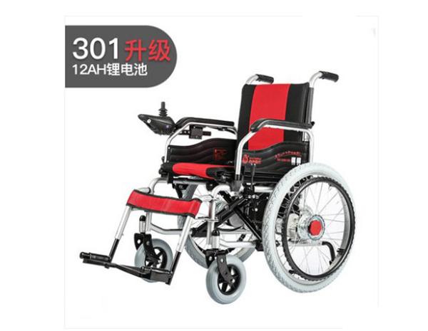 吉芮301电动轮椅