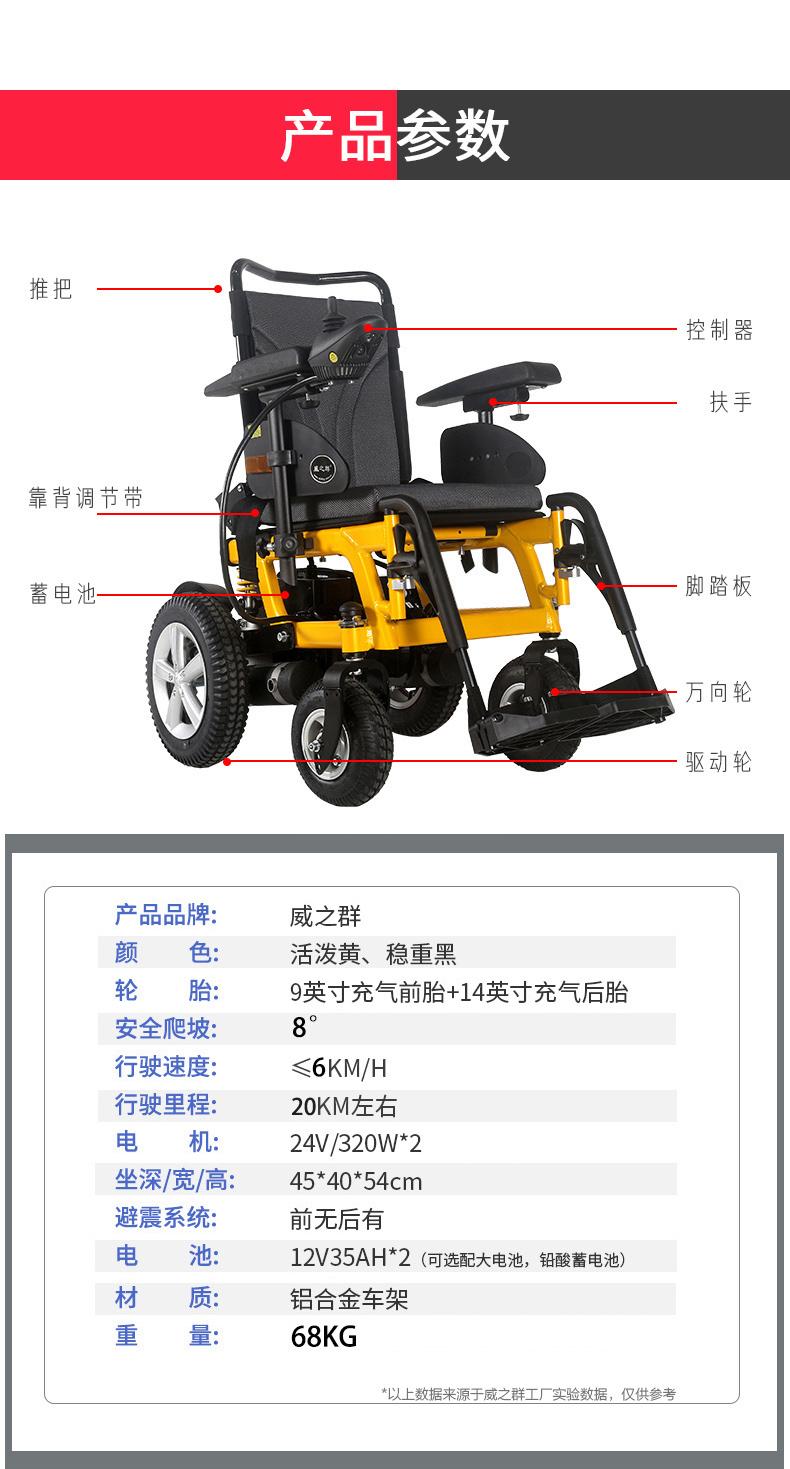 重庆电动轮椅