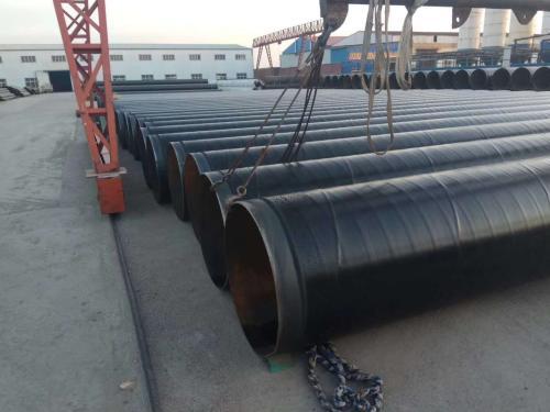 防腐钢管表面除锈的4种方法介