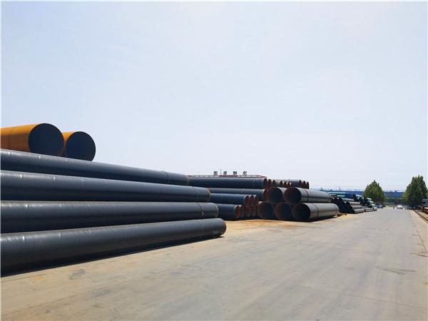 大口徑3pe防腐鋼管