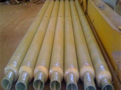 重慶玻璃鋼外護套保溫管