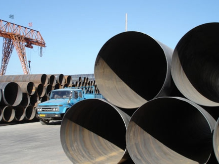 碳鋼螺旋鋼管