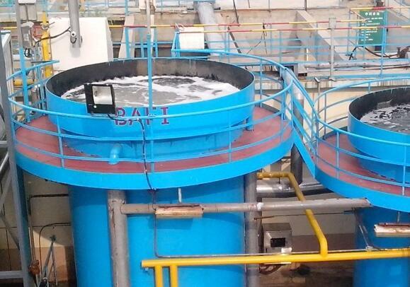 化工厂废水处理