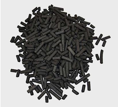 区别椰壳活性炭与煤质活性炭的方法
