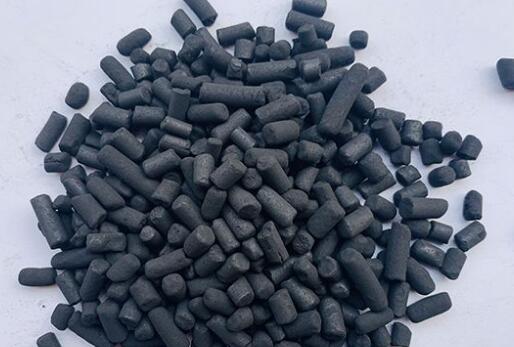 椰壳活性炭的废气处理过程及效果