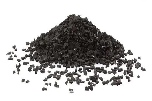 如何去除活性炭上的灰分?