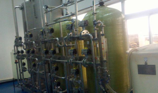 药厂纯水处理
