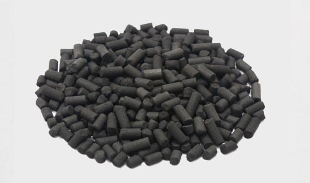 溶剂回收柱状活性炭