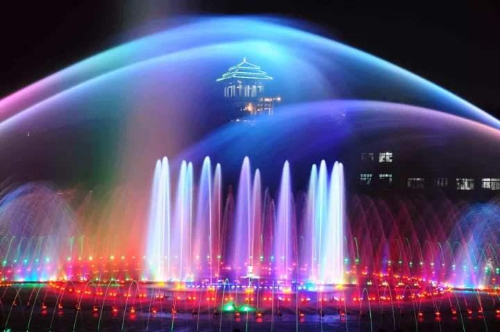 重庆音乐喷泉工程