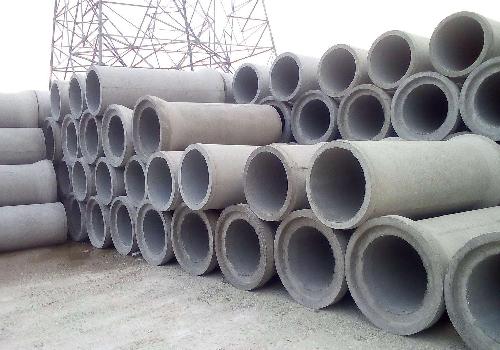 混凝土水泥排水管的應用便利城市的環境發展