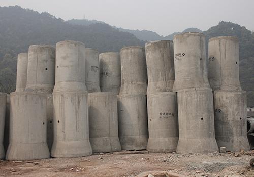 沉插式排污管