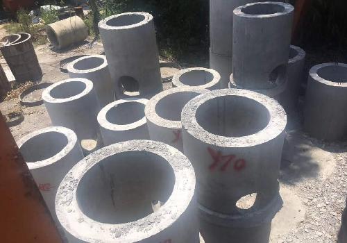新型墻體材料及混凝土水管的使用比例不斷提高