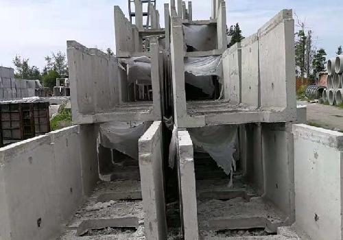 钢筋混凝土电力沟槽