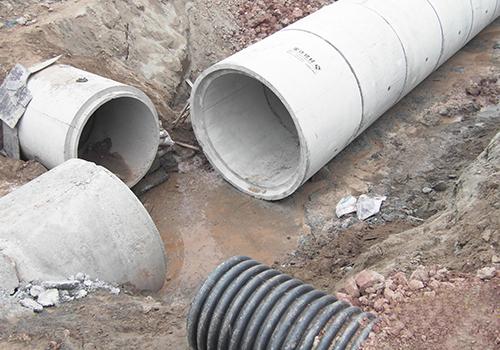 南彭保税物流中心道路排水工程