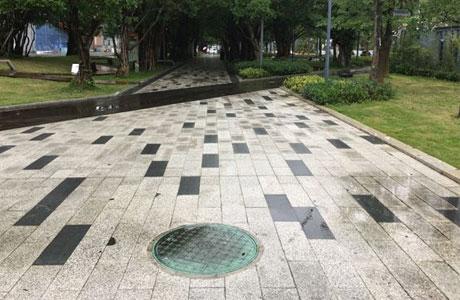 公园复合材料井盖
