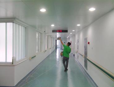 医院甲醛处理