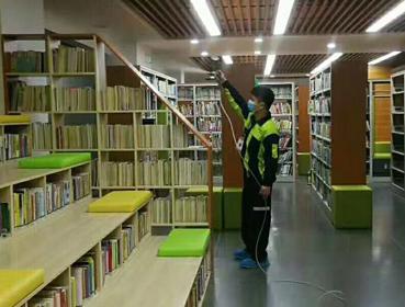 新华书店甲醛治理
