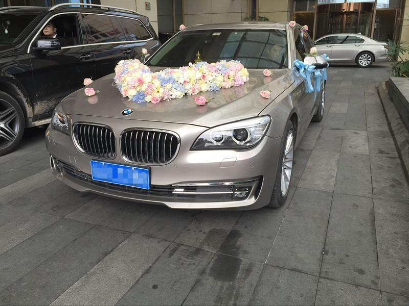 重庆宝马婚车租赁