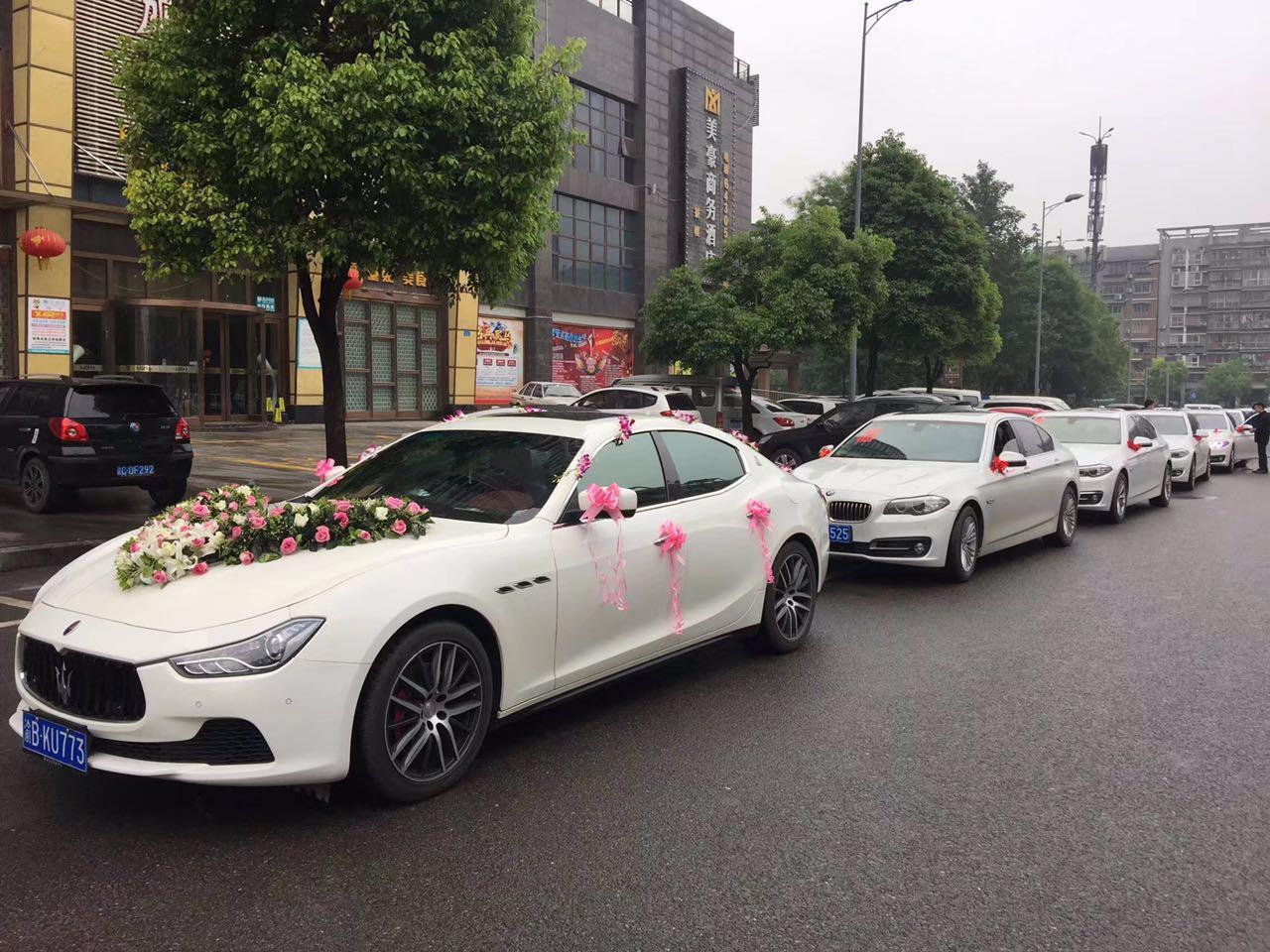 重庆奔驰婚车租赁