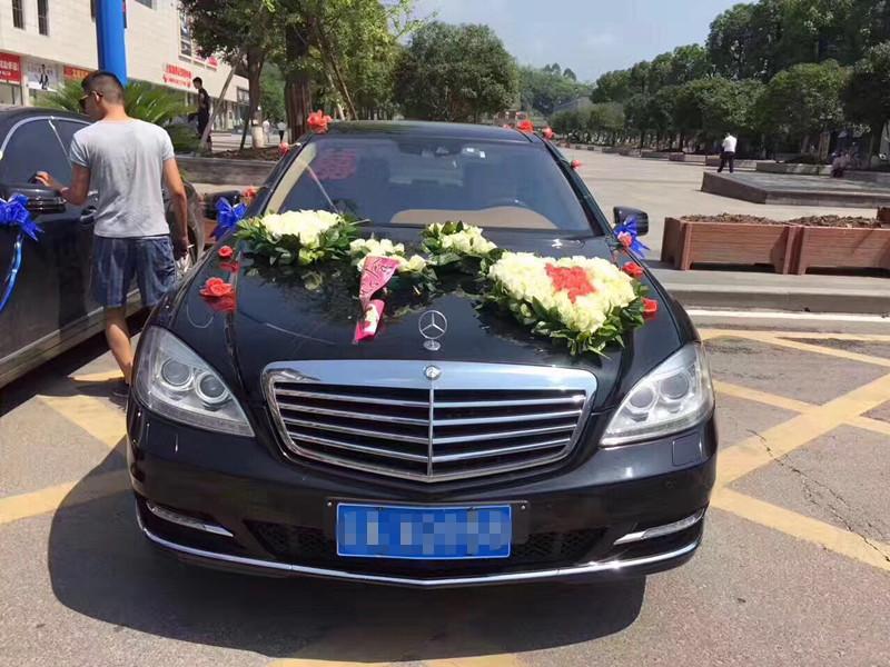 重庆奔驰婚车出租