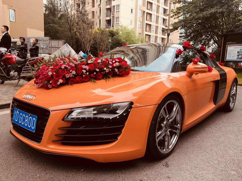 重庆婚车价格