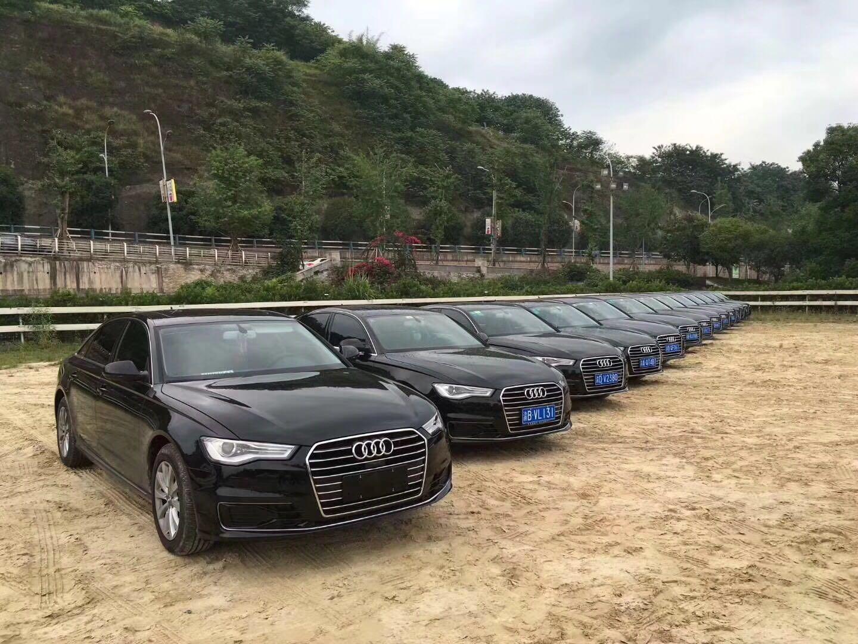 重庆租车队