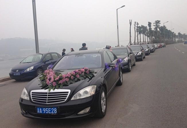 重庆租婚车