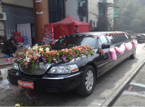 新款-9米加长林肯婚车租赁车队批发,新款-9米加长林肯