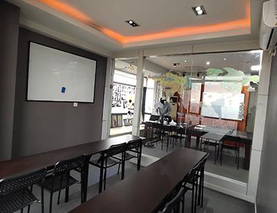 韩语培训机构课堂环境
