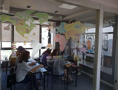 韩语培训课堂