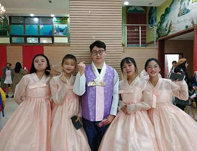 重庆韩语培训班