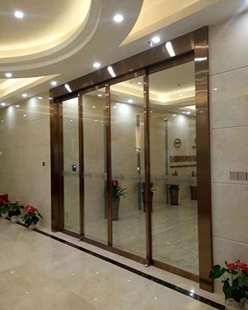 江北区自动门安装