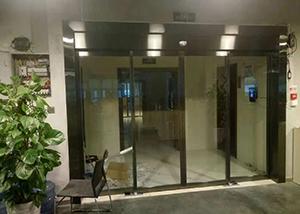 两江新区指纹门禁自动门