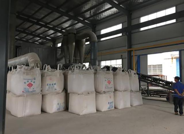 脱硫石膏粉厂家