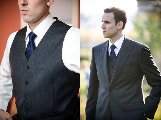 正装西服和休闲西服有哪些区别