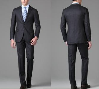 男士职业装应该怎样搭配?