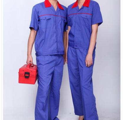 电子厂工作服应该选用什么面料