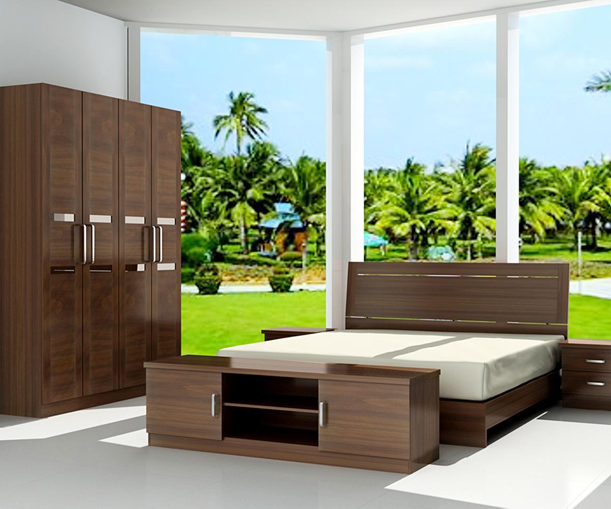 现代家具定制效果图