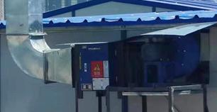 大型餐厅油烟净化器的电源怎样接通