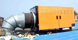餐饮油烟净化器需要定期的进行维护保养