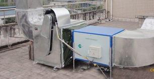 购买油烟净化设备系统需要哪些设备?