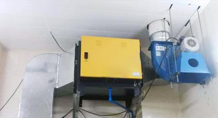 餐厅厨房油烟净化设备的维护常识
