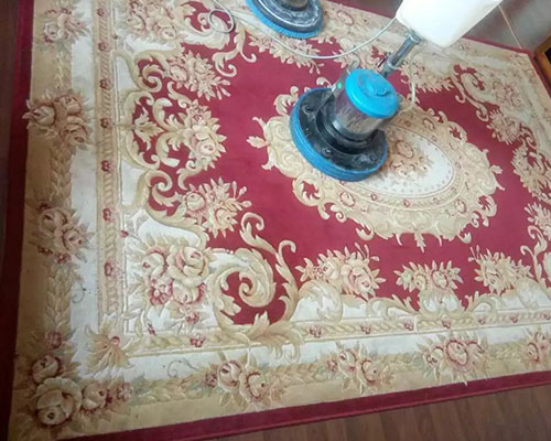 重庆地毯清洁