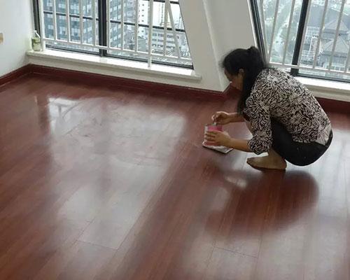 重庆木地板打蜡价格