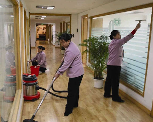 重庆单位保洁公司