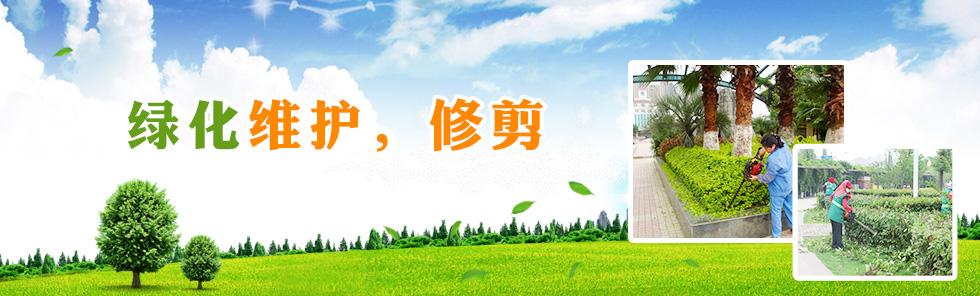 重庆绿化维护